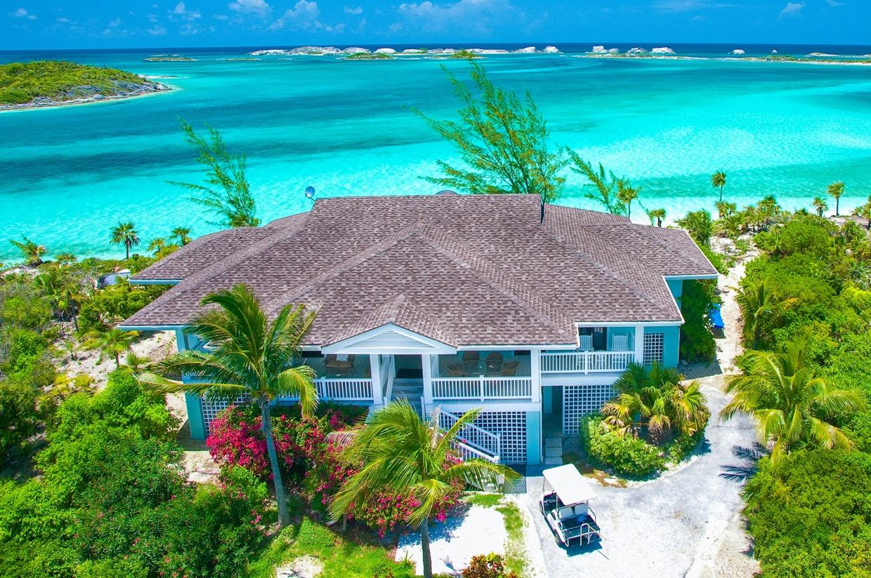 Fowl-Cay-Villa