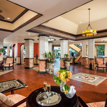 Sandals-Negril-Lobby