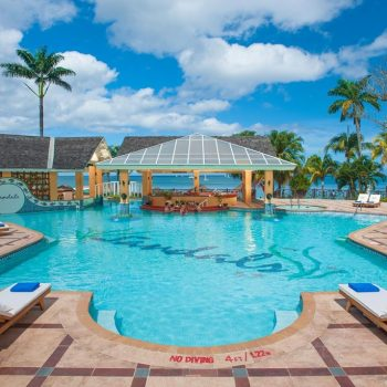Sandals-Negril-Pool